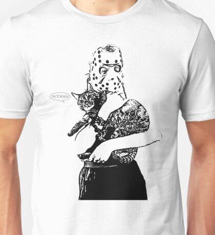 Jason Cat Lady Unisex T-Shirt