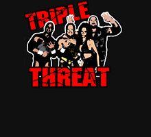 ECW Triple Threat  Unisex T-Shirt