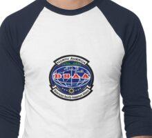 B.S.A.A. Member Men's Baseball ¾ T-Shirt