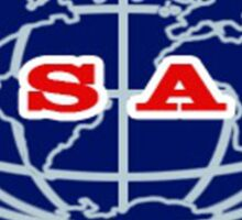 B.S.A.A. Member Sticker