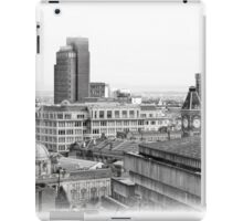 Birmingham Cityscape iPad Case/Skin