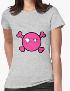 Funny pink skull and bones T-Shirt