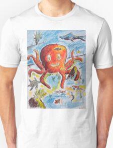 Love Octopus Unisex T-Shirt