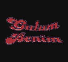 """Gulum Benim"" (My Rose) Song Title unisex tee by StarKatz"