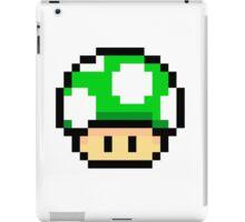 Green Mario Mushroom iPad Case/Skin
