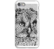 Fuzzy Owlet iPhone Case/Skin