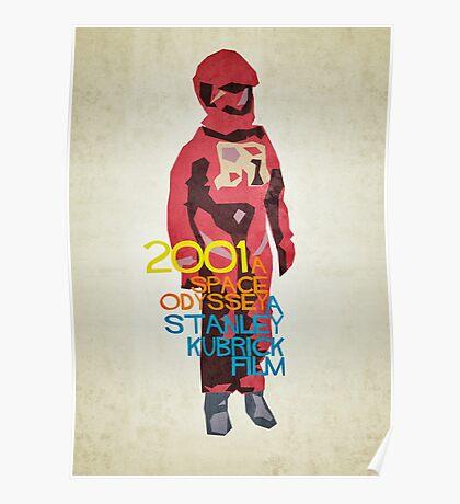 Dave Bowman Poster
