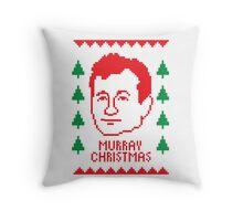 Murray Christmas Throw Pillow