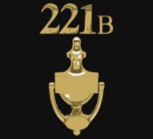 221B Baker Street - Sherlock Holmes by callmeberty