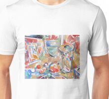 Glass Table Unisex T-Shirt