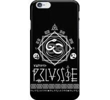 Street Goth Pelussje  iPhone Case/Skin
