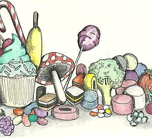 Sugar and sweet. by AshLouiso