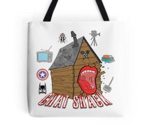podcast Chat Shack Tote Bag