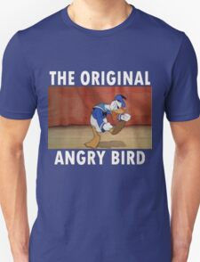 The Original Angry Bird (Donald Duck) T-Shirt