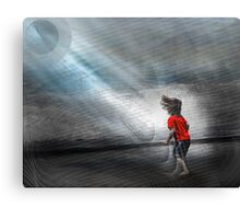 Vibration of Wonder Canvas Print