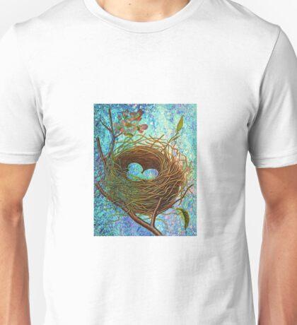BIRD NEST Unisex T-Shirt
