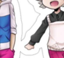 Gareki and Nai Sticker