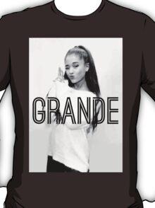 Ariana Grande, Grande Design T-Shirt