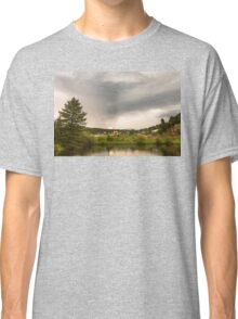 Afternoon Rollinsville Colorado Thunderstorms Classic T-Shirt