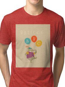 Balloon ABC Tri-blend T-Shirt
