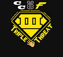 ECW Triple Threatt V2 Unisex T-Shirt