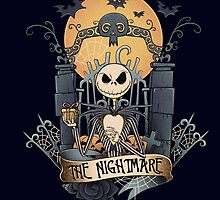 The Nightmare by Typhoonic