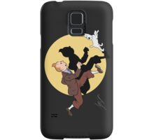 The Adventures of Tintin Samsung Galaxy Case/Skin