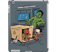 Scientific Bro-gress Goes Boink iPad Case/Skin