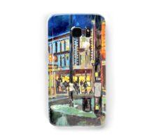 Harvard Square Samsung Galaxy Case/Skin