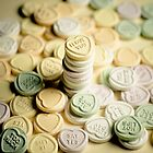 I Love You Lovehearts by eyeshoot