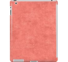 Coral Reef Oil Pastel Color Accent iPad Case/Skin