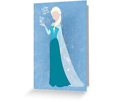 Let the storm rage on Greeting Card