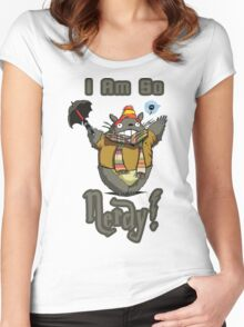 I am so NERDY! Women's Fitted Scoop T-Shirt