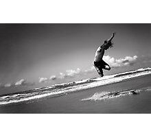 Skimboard Photographic Print