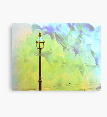 Romantic Lights Canvas Print