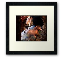 Let Me Ride Framed Print