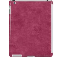 Anemone Oil  Pastel Color Accent iPad Case/Skin