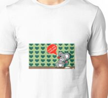 darling - mouse - funny Unisex T-Shirt