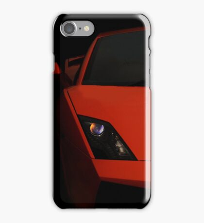 Sports car  iPhone Case/Skin