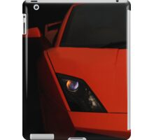 Sports car  iPad Case/Skin