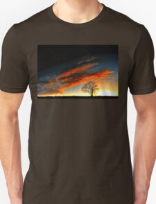 A reflection from nature Unisex T-Shirt