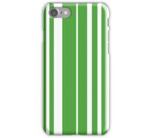 Home Hoops Green and White iPhone Case/Skin