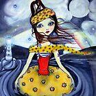 Night Swimmer by Helena Wilsen - Saunders