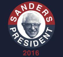 Bernie Sanders 2016 by flippinsg