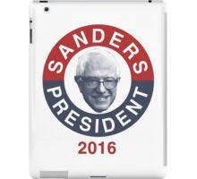 Bernie Sanders 2016 iPad Case/Skin