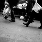Rue Daguerre (2) - Paris 14ème - by Pascale Baud
