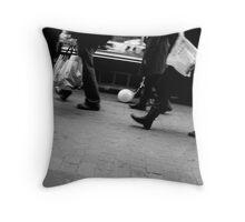 Rue Daguerre (2) - Paris 14ème - Throw Pillow