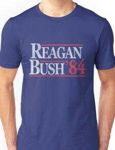Vintage Reagan Bush 1984 T-Shirt Unisex T-Shirt