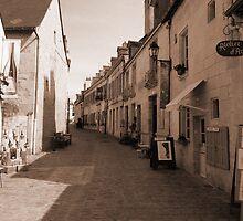 Rue d'Art (*best viewed large!*) by Nyakaya