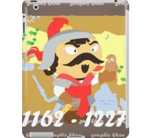 Genghis Khan iPad Case/Skin